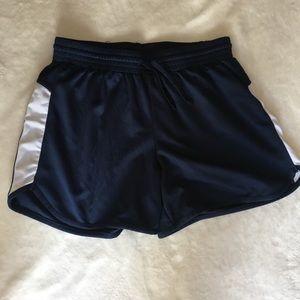 Navy Blue Champion Sports Shorts